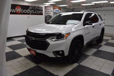 2019 Chevrolet Traverse for sale at WOODY'S AUTOMOTIVE GROUP in Chillicothe MO