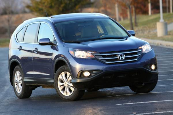 2014 Honda CR-V for sale at MGM Motors LLC in De Soto KS