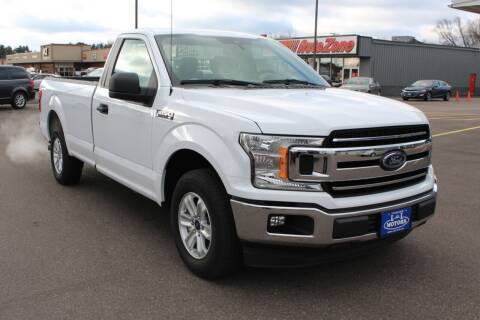 2019 Ford F-150 for sale at L & L MOTORS LLC - REGULAR INVENTORY in Wisconsin Rapids WI