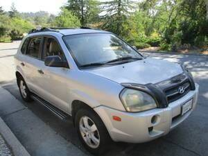 2006 Hyundai Tucson for sale at Inspec Auto in San Jose CA