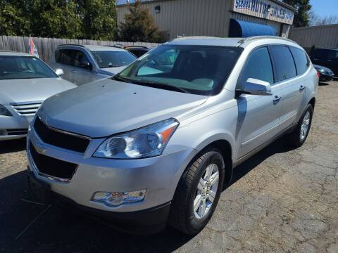 2010 Chevrolet Traverse for sale at Steve's Auto Sales in Madison WI