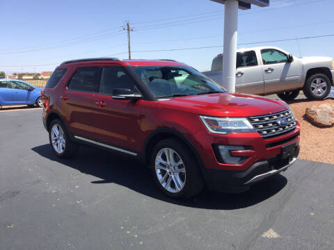 2016 Ford Explorer for sale at SPEND-LESS AUTO in Kingman AZ