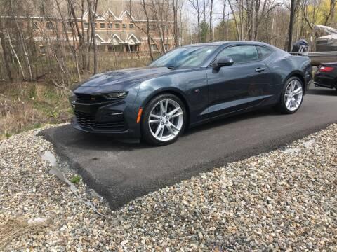 2019 Chevrolet Camaro for sale at GT Toyz Motor Sports & Marine in Halfmoon NY