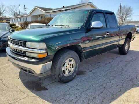 2002 Chevrolet Silverado 1500 for sale at Paramount Motors in Taylor MI