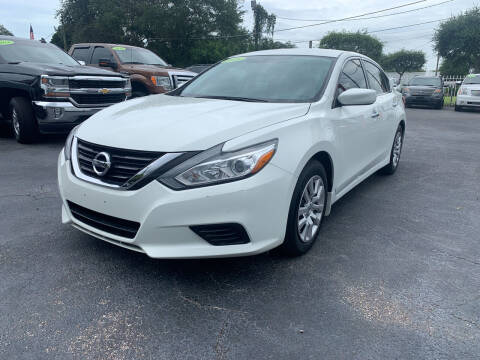 2018 Nissan Altima for sale at Bargain Auto Sales in West Palm Beach FL