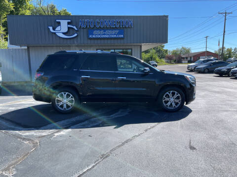 2013 GMC Acadia for sale at JC AUTO CONNECTION LLC in Jefferson City MO