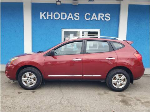 2014 Nissan Rogue Select for sale at Khodas Cars in Gilroy CA