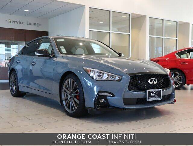 2021 Infiniti Q50 for sale in Westminster, CA