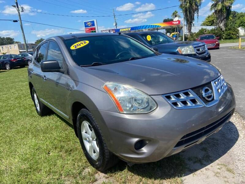 2013 Nissan Rogue for sale at Unique Motor Sport Sales in Kissimmee FL