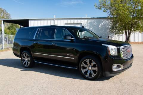2017 GMC Yukon XL for sale at Alta Auto Group LLC in Concord NC