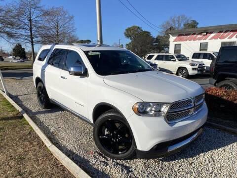 2013 Dodge Durango for sale at Beach Auto Brokers in Norfolk VA