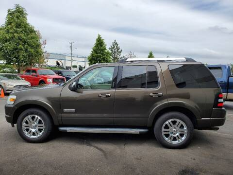 2008 Ford Explorer for sale at M & M Auto Brokers in Chantilly VA