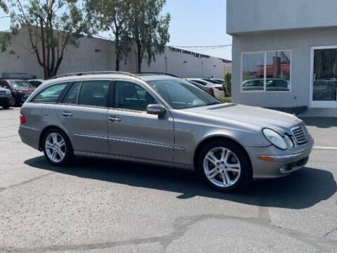 2005 Mercedes-Benz E-Class for sale at Brown & Brown Wholesale in Mesa AZ