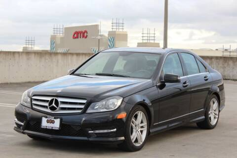 2013 Mercedes-Benz C-Class for sale at Top Gear Motors in Lynnwood WA