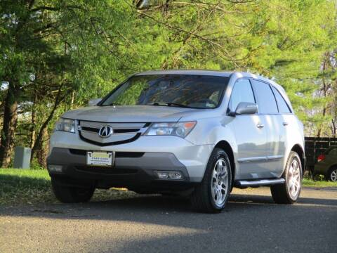 2008 Acura MDX for sale at Loudoun Used Cars in Leesburg VA