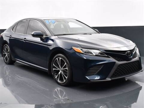 2019 Toyota Camry for sale at Tim Short Auto Mall in Corbin KY