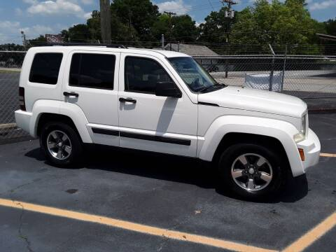 2008 Jeep Liberty for sale at A-1 Auto Sales in Anderson SC
