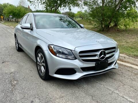 2015 Mercedes-Benz C-Class for sale at Texas Auto Trade Center in San Antonio TX