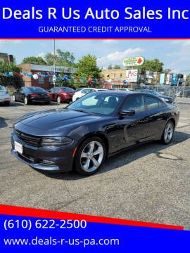 2018 Dodge Charger for sale at Deals R Us Auto Sales Inc in Lansdowne PA