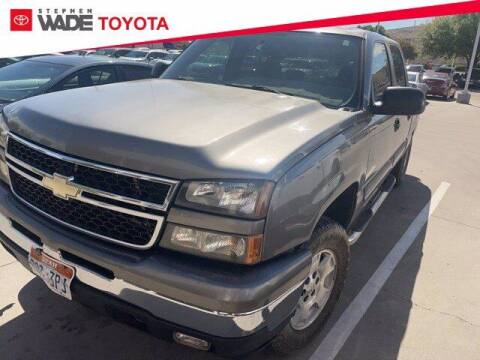 2007 Chevrolet Silverado 1500 Classic for sale at Stephen Wade Pre-Owned Supercenter in Saint George UT
