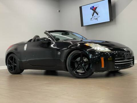 2006 Nissan 350Z for sale at TX Auto Group in Houston TX