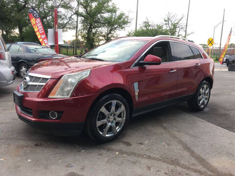 2012 Cadillac SRX for sale at Morelia Auto Sales & Service in Maywood IL