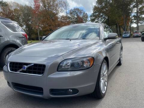 2007 Volvo C70 for sale at JV Motors NC LLC in Raleigh NC