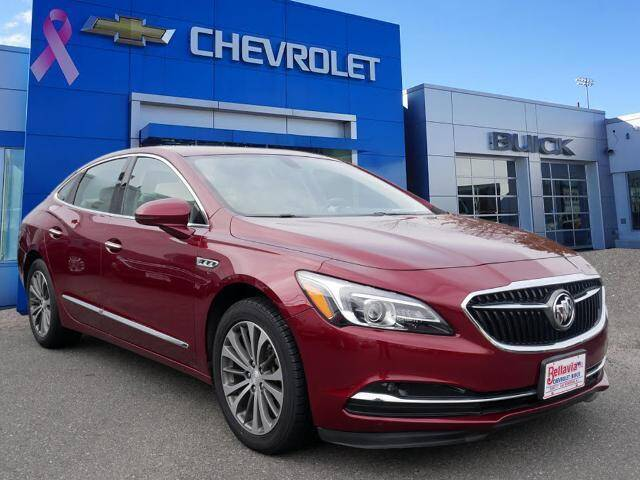 2017 Buick LaCrosse for sale at Bellavia Motors Chevrolet Buick in East Rutherford NJ