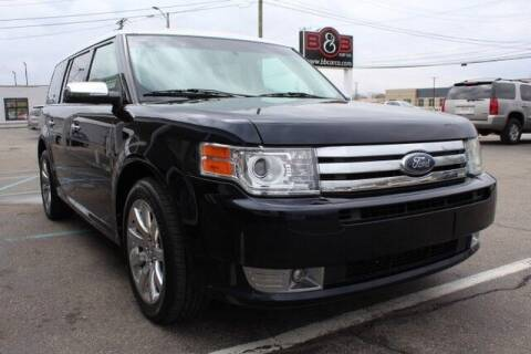 2009 Ford Flex for sale at B & B Car Co Inc. in Clinton Twp MI