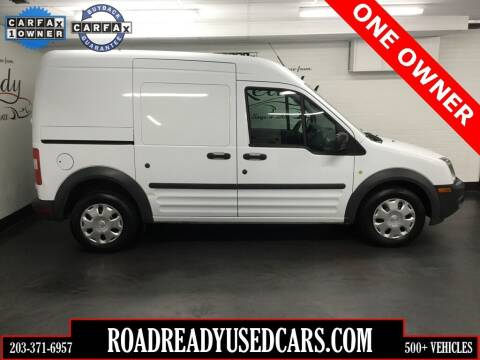 2011 Ford Transit Connect for sale at Road Ready Used Cars in Ansonia CT