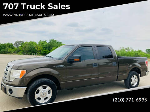 2009 Ford F-150 for sale at 707 Truck Sales in San Antonio TX