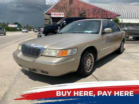 2000 Mercury Grand Marquis for sale at Mid City Motors Auto Sales - Mid City North in N Fort Myers FL