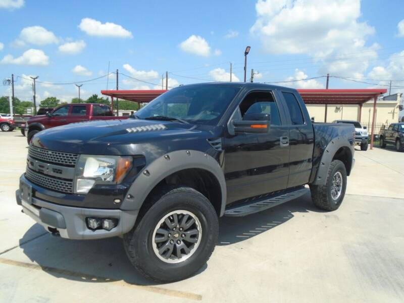 2010 Ford F-150 for sale at Premier Foreign Domestic Cars in Houston TX