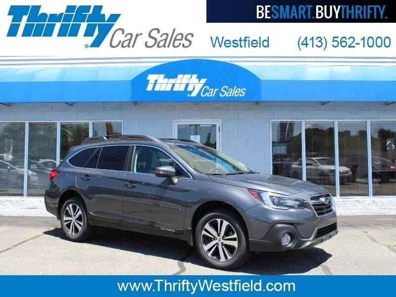 2018 Subaru Outback for sale at Thrifty Car Sales Westfield in Westfield MA