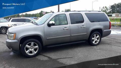 2008 Chevrolet Suburban for sale at Prospect Motors LLC in Adamsville AL