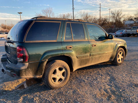 2003 Chevrolet TrailBlazer for sale at Michaels Used Cars Inc. in East Lansdowne PA