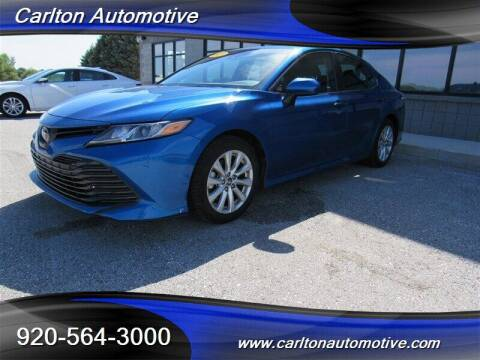 2019 Toyota Camry for sale at Carlton Automotive Inc in Oostburg WI