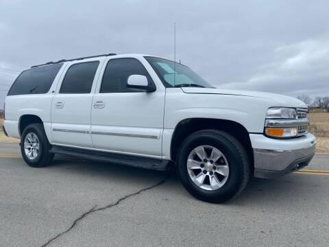 2002 Chevrolet Suburban for sale at ILUVCHEAPCARS.COM in Tulsa OK