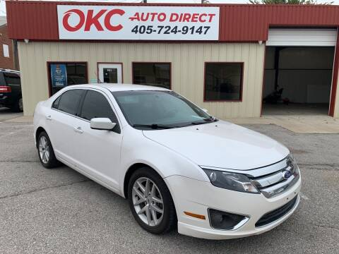 2011 Ford Fusion for sale at OKC Auto Direct in Oklahoma City OK