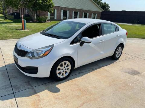2013 Kia Rio for sale at Renaissance Auto Network in Warrensville Heights OH