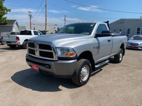 2010 Dodge Ram Pickup 2500 for sale at AutoMile Motors in Saco ME