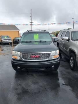2003 GMC Yukon XL for sale at American Auto Group LLC in Saginaw MI