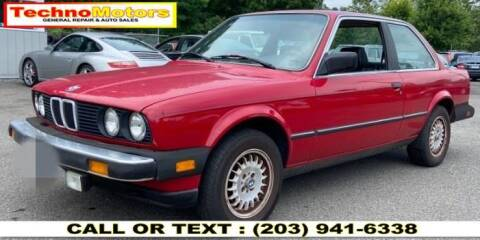 1984 BMW 3 Series for sale at Techno Motors in Danbury CT