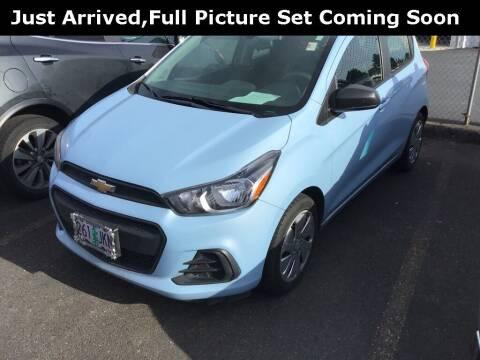 2016 Chevrolet Spark for sale at Royal Moore Custom Finance in Hillsboro OR