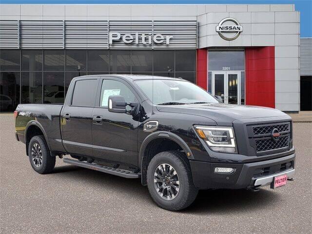 2021 Nissan Titan XD for sale in Tyler, TX