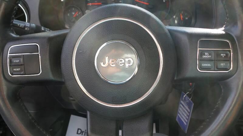 2012 Jeep Patriot 4x4 Latitude 4dr SUV - Albany NY