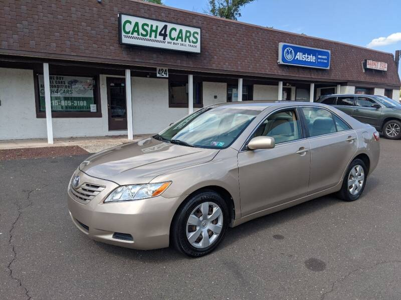 2008 Toyota Camry for sale at Cash 4 Cars in Penndel PA