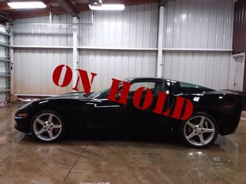 2006 Chevrolet Corvette for sale at East Coast Auto Source Inc. in Bedford VA