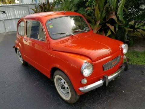 1979 FIAT 600 for sale at Classic Car Deals in Cadillac MI