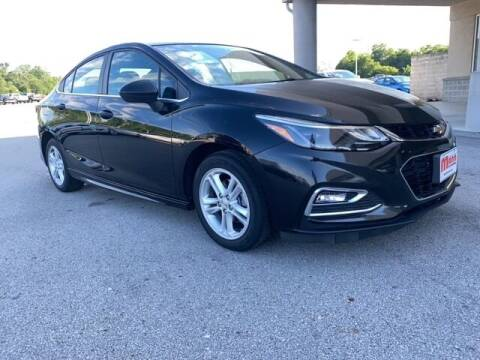2017 Chevrolet Cruze for sale at Mann Chrysler Dodge Jeep of Richmond in Richmond KY